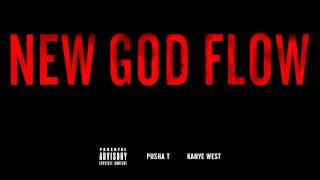Watch Kanye West New God Flow video