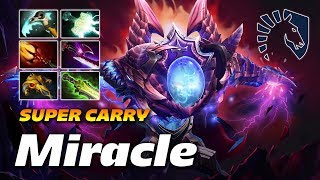 Miracle Arc Warden - Super Strong Carry - Dota 2 Pro Gameplay