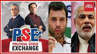 Modi Vs Rahul Gandhi In Maharashtra: Who Is Climbing Popularity Charts? | Political Stock Exchange