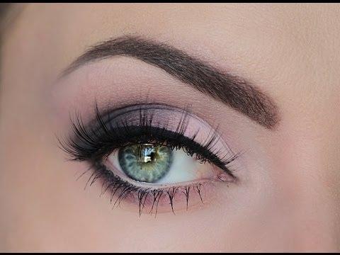 Valentine's Day Makeup Tutorial (Matte eyeshadows)