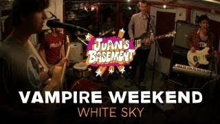 Watch Vampire Weekend White Sky video