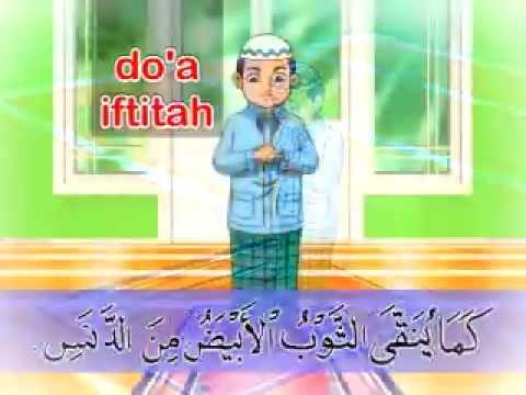 Belajar Sholat - Kastari Animation Official