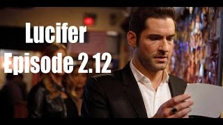 Lucifer Season 2  Episode 12 Spoiler
