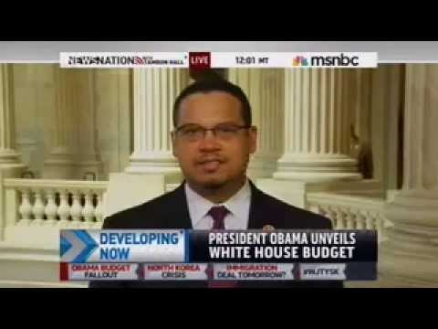 Rep. Keith Ellison Discusses Protecting Social Security with Tamron Hall