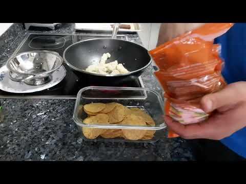"""Cocinando con Jokagui """"Fingers de Pollo con Nachos"""""""