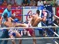 Muay Thai - Petnamngam vs Yamean (เพชรน้ำงาม vs ยามีน), Rajadamnern Stadium, Bangkok, 27.3.17