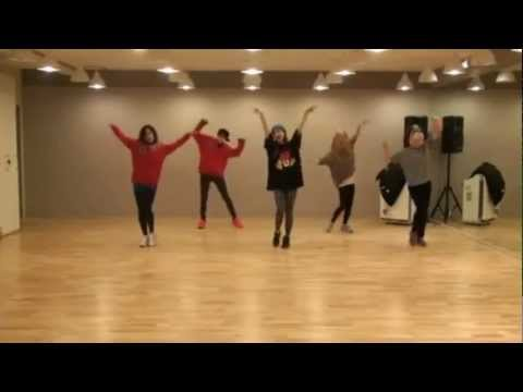 Spica - Russian Roulette mirrored Dance Practice