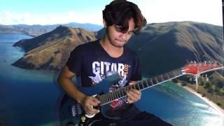 KREEN, INDONESIA PUSAKA GUITAR VERSION..