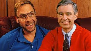 Dad Reacts to Mr. Rogers' Neighborhood