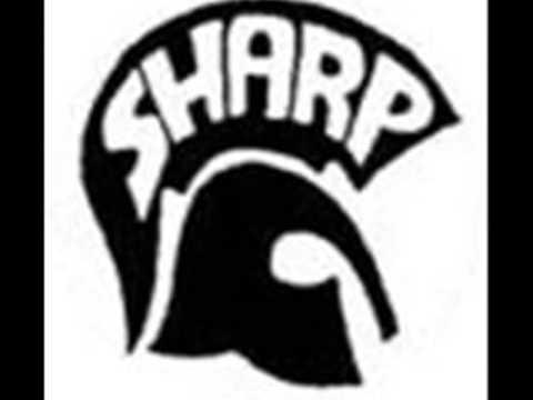 cabezas rapadas!! oi anti racista anti fascista skinheads sharp red skin musica oi! non servium sharperos!!
