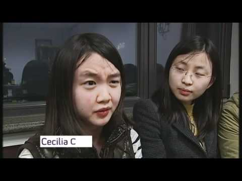 Voice of China: students tell C4News why communism works