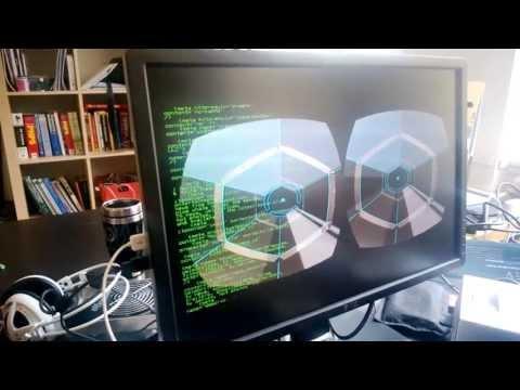 Virtual Internet Hacker VR