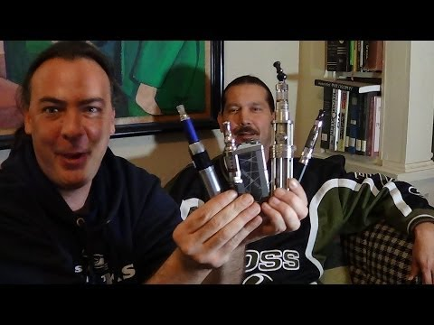 BEST eCIG MOD or PV for NOOBS! -IndoorSmokers