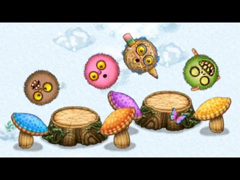 How to breed Rare Thumpies Monster 100% Real in My Singing Monsters! [PART 1]