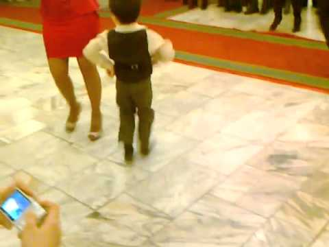 The Boy Dance Like a BOSS