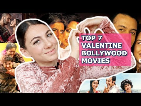 TOP 7 VALENTINE BOLLYWOOD MOVIES ACCORDING TO FOREIGNER | TRAVEL VLOG IV