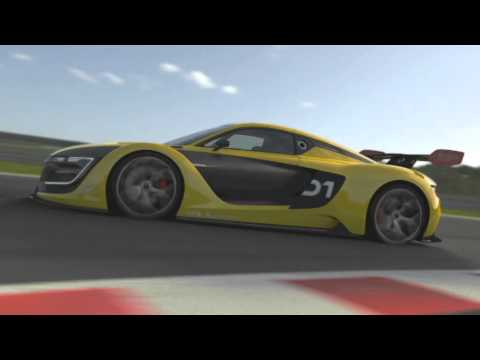 Renault Sport R.S. 01 - Over 500 Hp.and 600 Nm.
