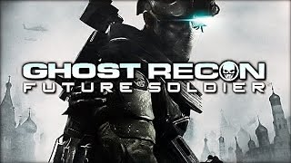 Tom Clancy's Ghost Recon: Future Soldier (Game Movie)