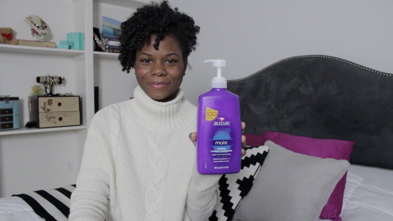 Tresemme Naturals Review Black Hair