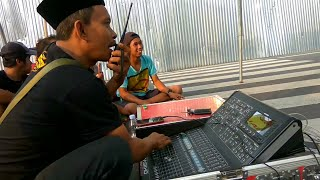 Check sound Faskho Sengok blitar di tugu mastrip pare kediri (17-11-2018)