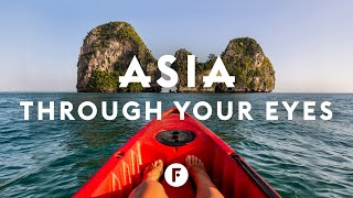 Asia Travel Video (POV) | Flash Pack