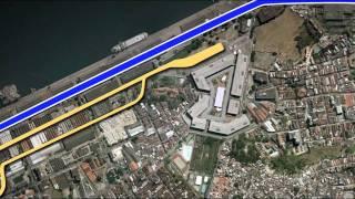 Derrubada da Perimetral renova a paisagem e o trânsito do Rio