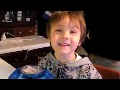 A video review of the Camper s Dream -Ice cream maker