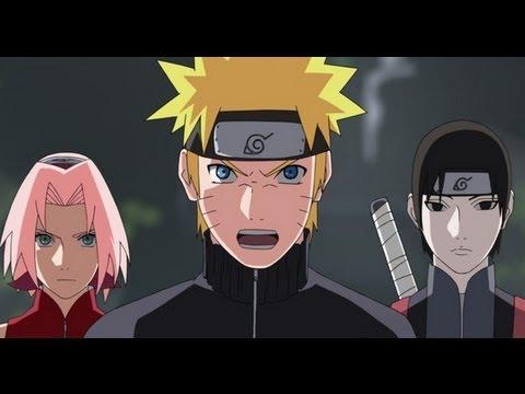 Naruto Shippuden Movie 3 Trailer Hd video