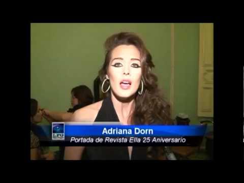 Adriana Dorn Fashion Show Revista Ella
