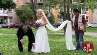 Gros pet de mariée