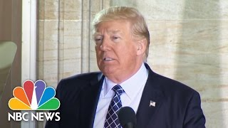 President Donald Trump Keynotes Holocaust Remembrance Event: 'We Must Bear Witness' | NBC News