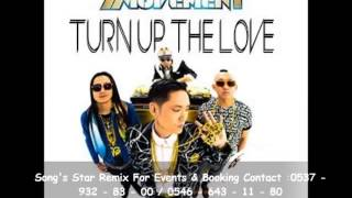 Far East Movement & Cover Driver - Turn Up The Love (Dj Serhat Candan Remix)