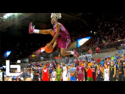 College Dunks 2014 College Dunk Contest