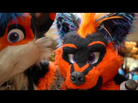 Revit's Anthrocon 2013 Con Video Part 1