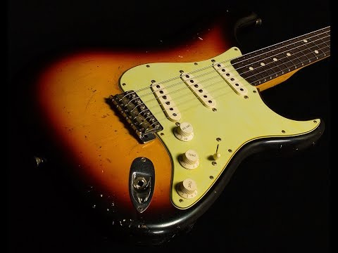 Groovy rock backing track in Dm