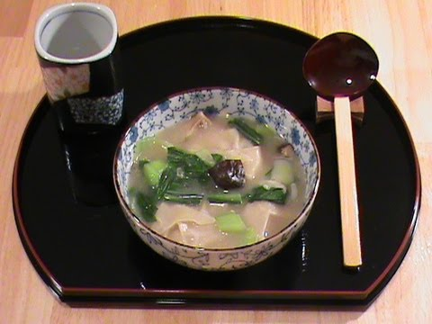 Wonton Soup &#8212; Chinese New Year Special Series Presented by Chinese Home Cooking Weeknight Show