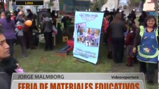 Feria De Materiales Educativos