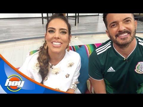 Sara Corrales apuesta por México en el partido del sábado   Tras Bambalinas   Hoy