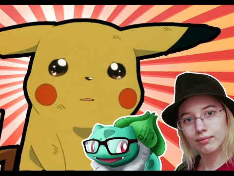 Pokémon: The First Movie Review - Ft EyeofSol