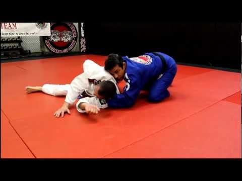 Jiu Jitsu Techniques - Attack Variations Against Turtle Guard Image 1