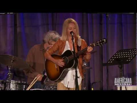 """I'll Hold Your Head"" - Shelby Lynne at 2012 Americana Awards Nominee Event"