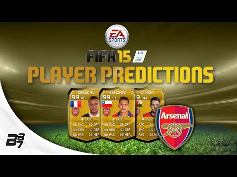 Sanchez Arsenal Player Prediction w/ Ramsey | FIFA 15 Ultimate Team