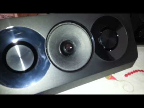 UNBOX HOME THEATER PHILIPS HTB3510X 5.1 800W BR3D DIVIX+ DD DTS