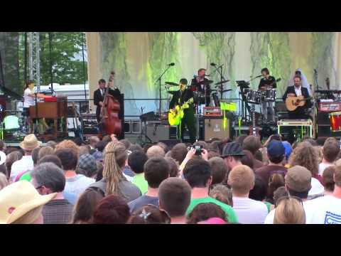 The Decemberists - The Hazards of Love - Live at Rock the Garden 2009