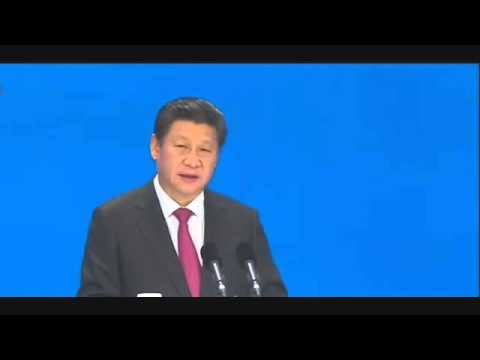 Xi calls for participation in AIIB