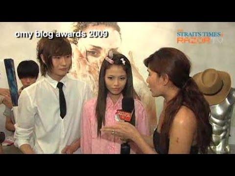 Excuse me are you a model?: Yutaki & QiuQiu(omy blog awards Pt 9)