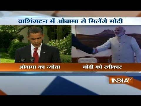 Narendra Modi to meet Barack Obama in US on September 30