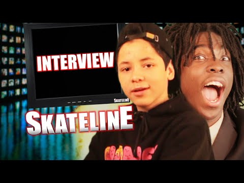 SKATELINE - Steven Fernandez, Guy Mariano, Zered Bassett, Tired Skateboards & More...