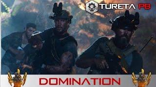 Magfed Paintball ► Domination! Invadindo a base pelo CQB! | Guerra contra o Sniper!