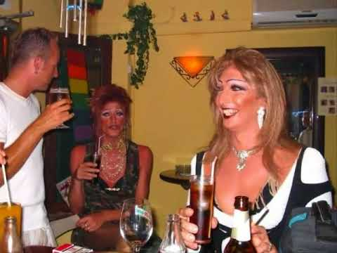 Gay Bar El Papagayo Benidorm Spain